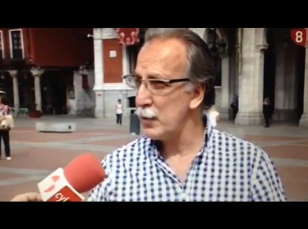 Antonio Rey Gil en TV